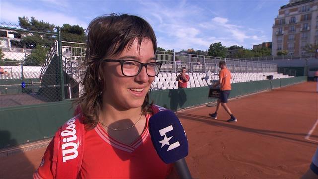 Roland-Garros2019: Mintegui, la gran baza española en el cuadro junior femenino