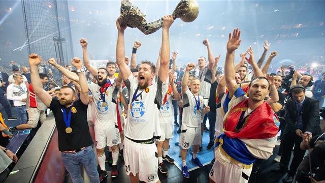 «Вардар» выиграл Лигу чемпионов. 5 игроков в составе и руководство клуба – из России