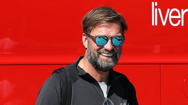 Liverpool Premier League fixtures 2019-20: Reds open up against promoted Norwich