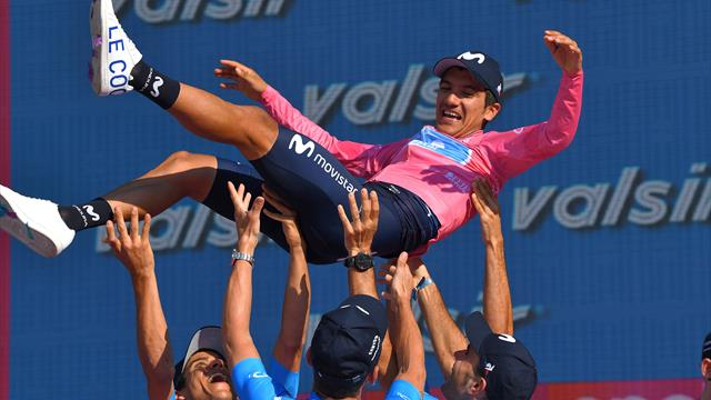 Blazin' Saddles: The moment Carapaz won – and other Giro talking points