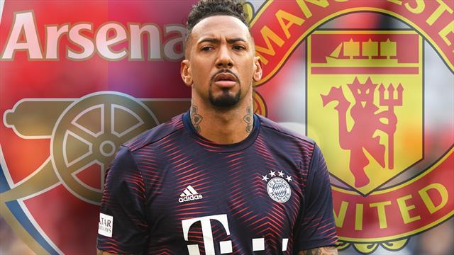 England-Klubs umgarnen Boateng: Wohin führt die Reise des Bayern-Stars?