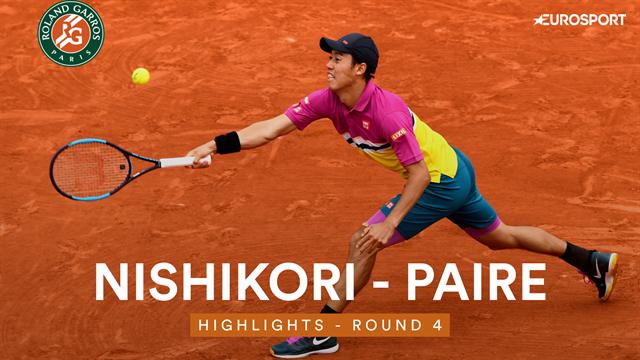 Nishikori na titanenstrijd in kwartfinale