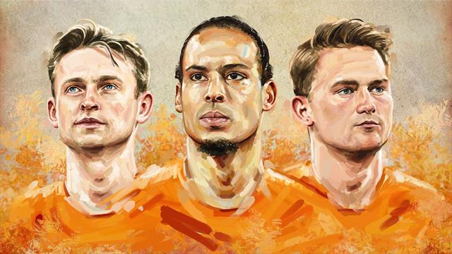 Regeneration: How Holland got their groove back