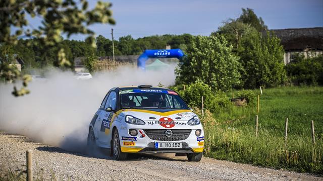 Lundberg veut relancer sa quête du titre ERC3 Junior en Pologne
