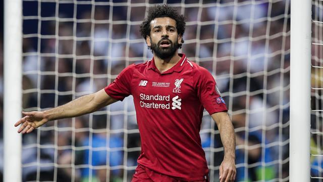 ¿Le hizo Salah una 'cobra' a una periodista española en la final de Champions?