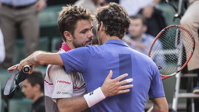 """2 juin 2015, le jour où Wawrinka a """"écrasé"""" Federer"""