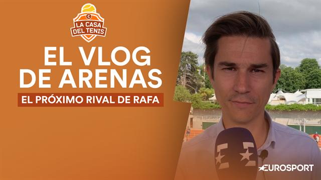 Nadal arrolla a Federer y jugará su duodécima final en Roland Garros