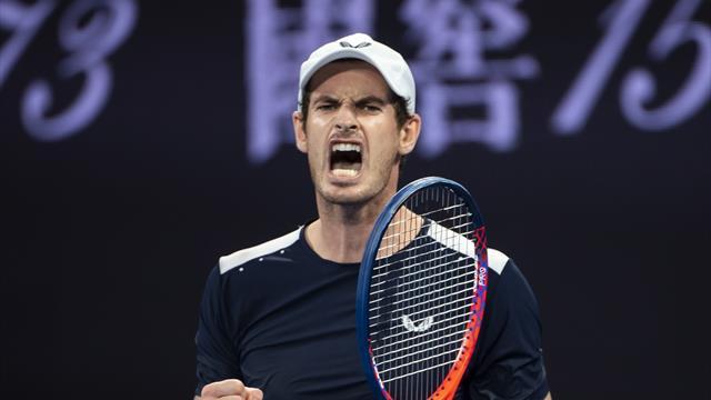 Murray de retour au Queen's pour jouer le double