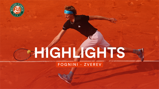 Nach Pleite in Monaco: So lief Zverevs Revanche gegen Fognini