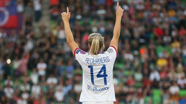 Festival of skill and Hegerberg's principles combine to create watershed moment for women's football