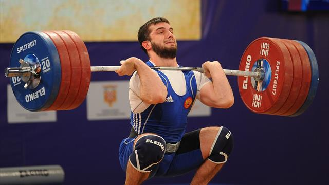 Baza: чемпион Европы по тяжелой атлетике, попавшийся на краже товаров из «Ашана», ограбил «Магнит»