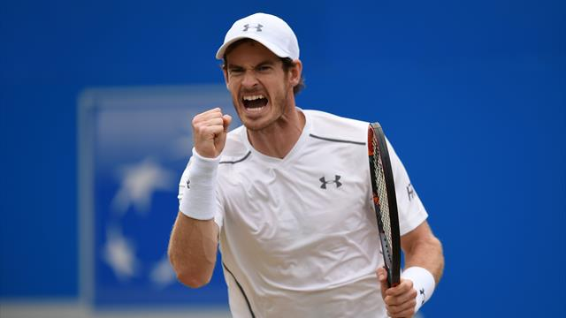 Andy Murray Murray to play doubles at Queen's Club with Feliciano López