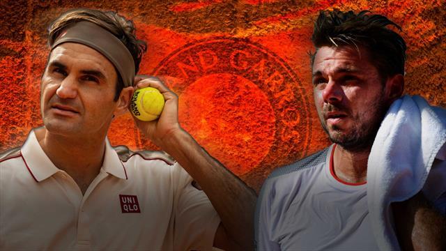Federer - Wawrinka, l'équation à deux inconnues