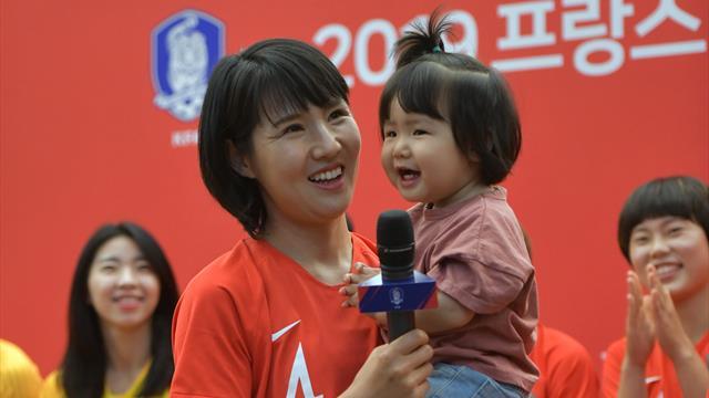 Le combat de Hwang Bo-ram, mère et joueuse de haut niveau
