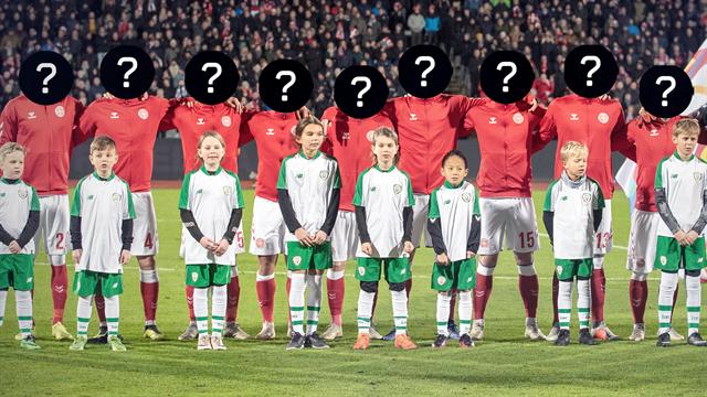 Seer-afstemning: Hvem er i din ideelle start-11'er på landsholdet?