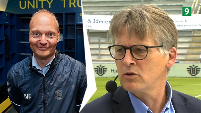 Bruun irriteret på Niels Frederiksens vegne: Hvorfor skulle han ikke være god nok til Brøndby?