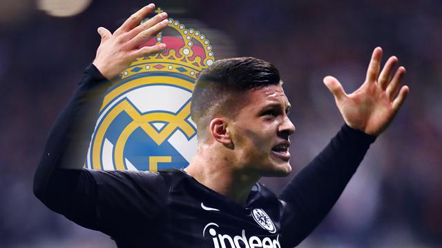 ⏱️📆 OFICIAL: El Real Madrid presentará a Luka Jovic este miércoles en el Bernabéu (13:00)
