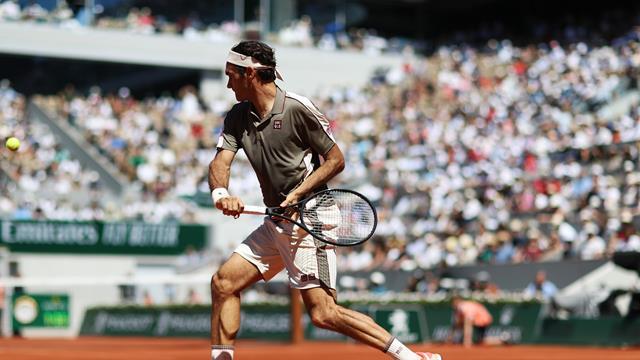 """""""Besser kann man Tennis nicht spielen"""": Federer punktet nach unfassbarem Ballwechsel"""