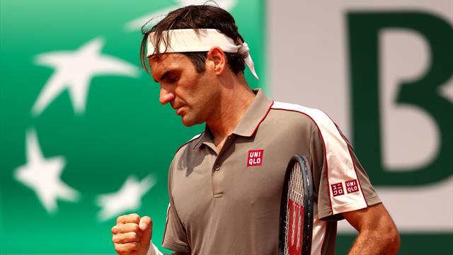 Roland Garros, Nadal domina Federer e vola in finale
