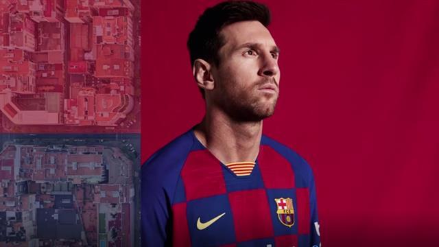 Bruch mit Traditionen: So stellt Barça sein neues Trikot vor