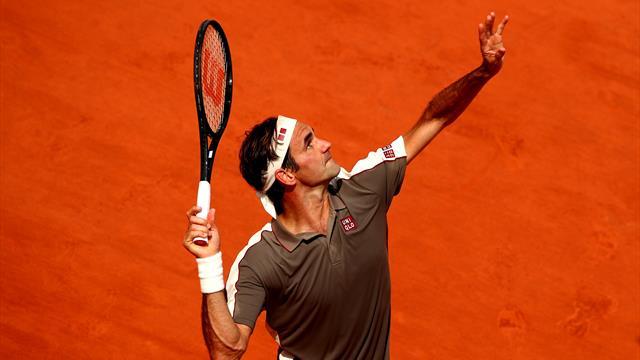"""Bartoli : """"Federer a préparé Wimbledon de manière idéale"""""""