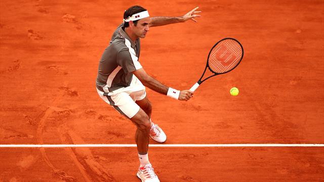 En 2020, Federer n'ira (probablement) qu'à Roland sur terre battue