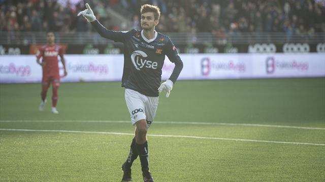 Ble kåret til årets spiller i OBOS-ligaen – nå nærmer han seg endelig Eliteserie-debuten