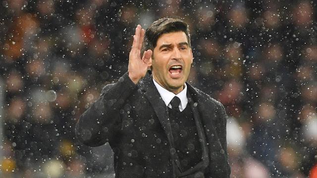 Fonseca devient le nouvel entraîneur de l'AS Rome