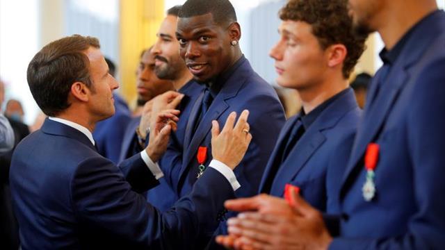 Macron se opone a la reforma planteada de la Liga de Campeones