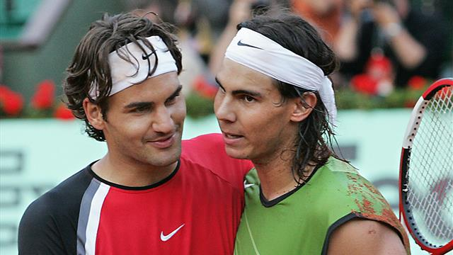 Federer-Nadal: i 10 scambi più belli della storia al Roland Garros