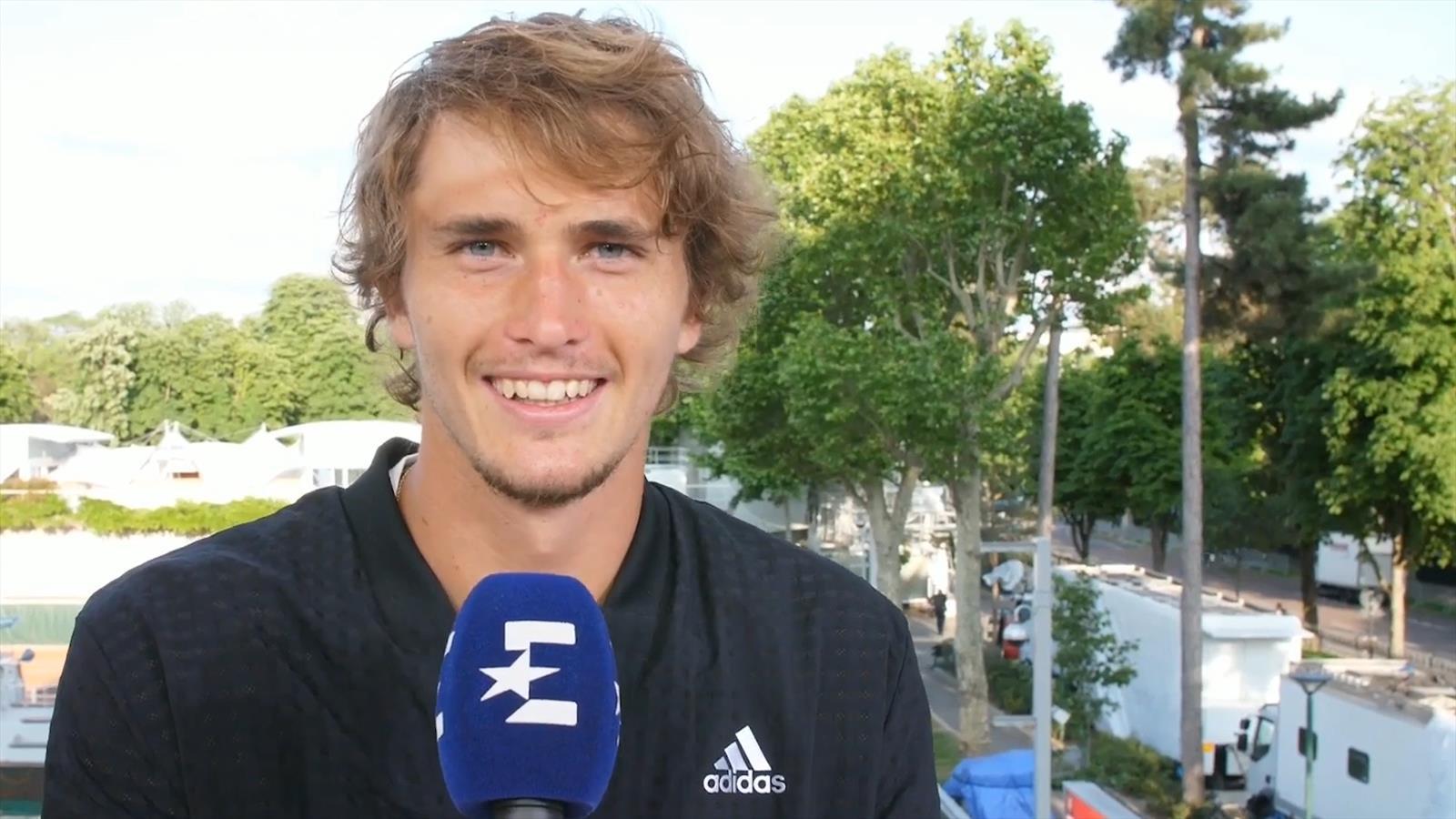 Tennis Zeitreise Mit Zverev Wollte Unbedingt Ein Autogramm Geben