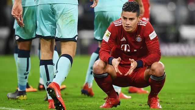 Napoli, attento: dalla Germania danno il PSG su James Rodriguez