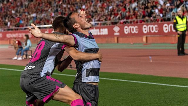 El Granada es nuevo equipo de Primera División tras dos años en Segunda