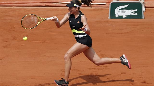 From Wimbledon debut to French Open semi-finals – a look at Konta's career