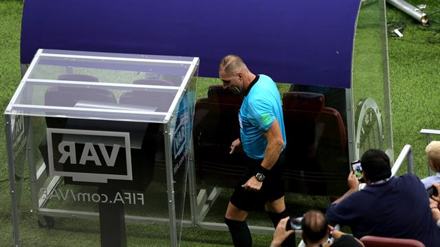 A step too VAR? Video replays don't solve referee errors