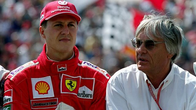 Michael Schumacher admitted to Paris hospital for 'secret treatment' - report