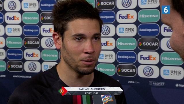 Raphaël Guerreiro: Vi vinder, fordi vi har verdens bedste fodboldspiller