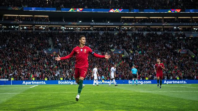 L'antisèche : En attendant le renouveau, le Portugal s'en remet encore à Ronaldo