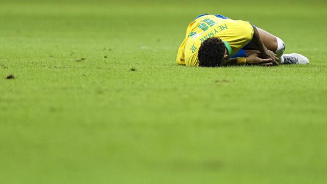 Blessé, Neymar doit déclarer forfait pour la Copa América
