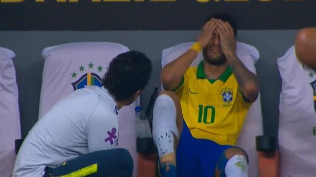 Bittere Tränen! Neymar verpasst verletzt Copa America