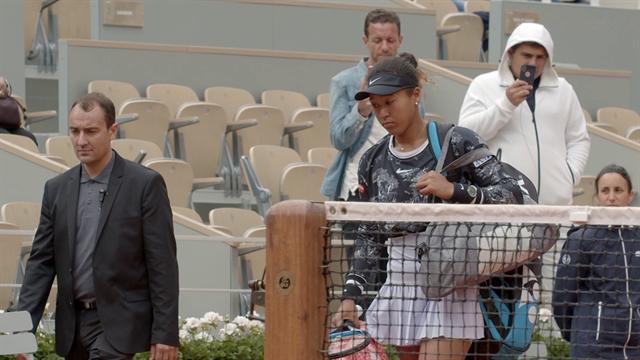 Il était une 1ère fois... à Roland-Garros : Osaka, une découverte qui restera positive