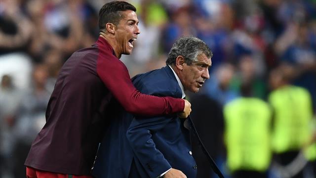 Quand Santos regrette le jour où il a aligné Cristiano Ronaldo contre Manchester United