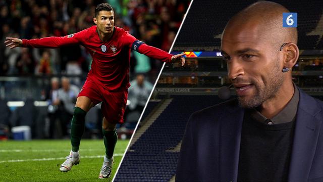 Analyse af Ronaldo efter det vilde hattrick mod Schweiz: Han kan bare score fra alle leder og kanter