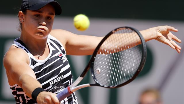 Ashleigh Barty conquista la sua prima semifinale Slam: Keys battuta, affronterà Anisimova