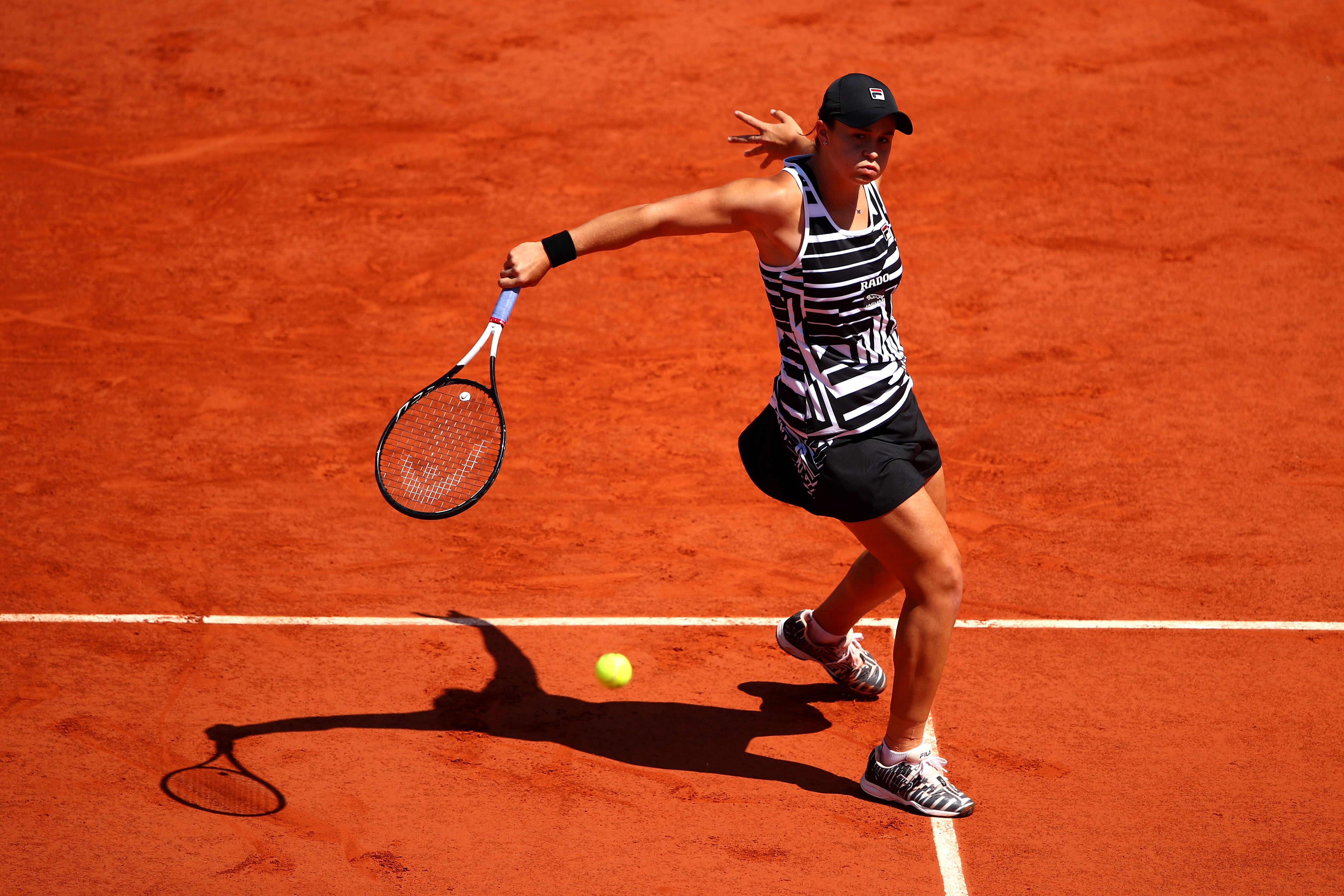 Ashleigh Barty - Roland-Garros 2019