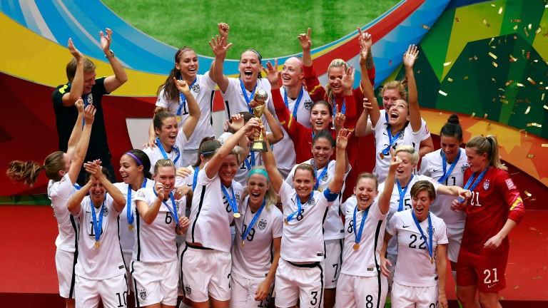 ABD Kadın Milli Futbol Takımı