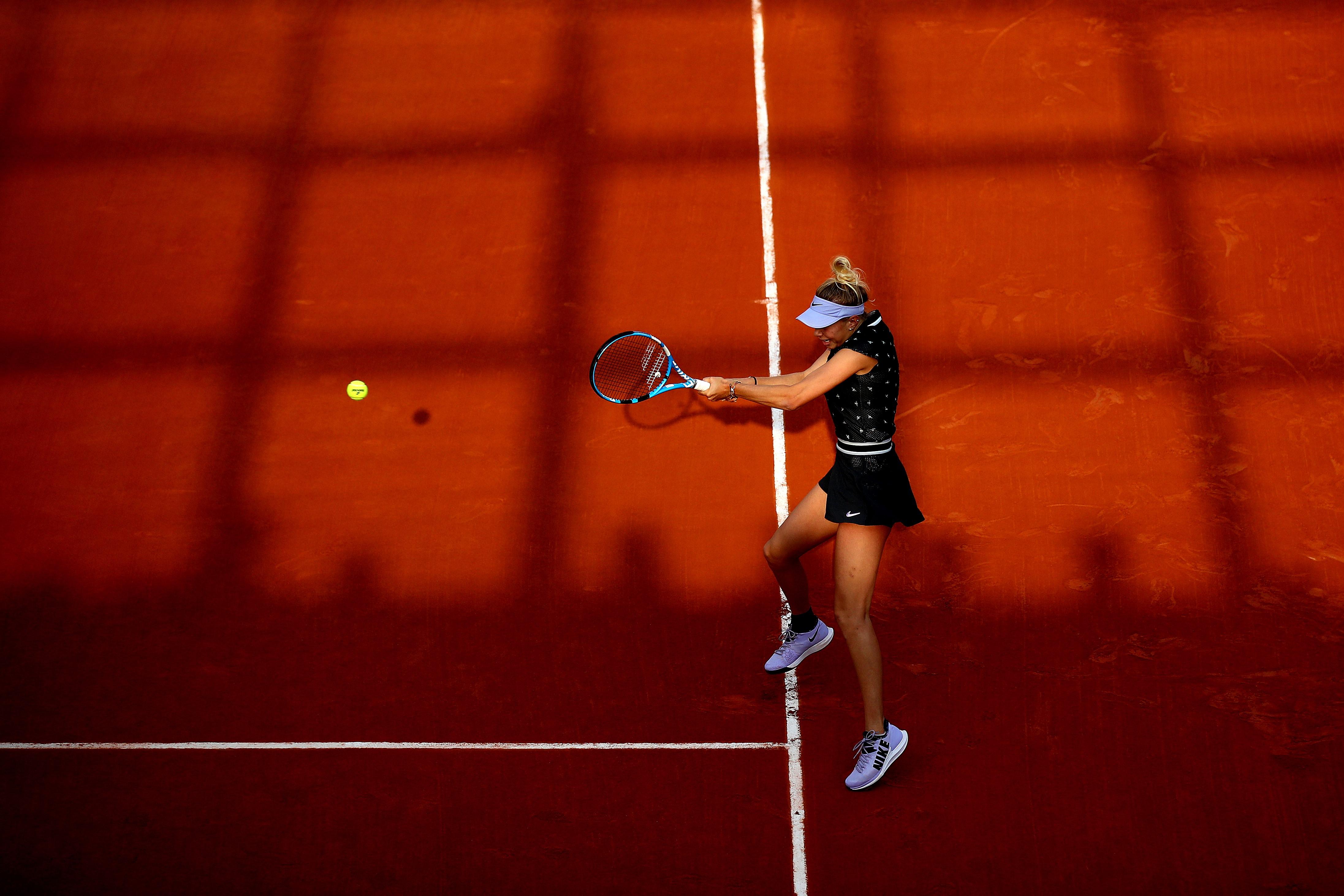 Amanda Anisimova, 2019 Roland Garros