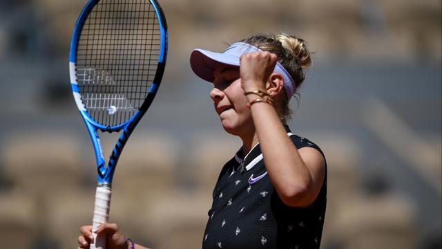 17-åringen Anisimova til semifinale i Roland-Garros