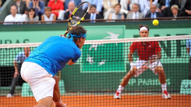 """""""Je suis assez inquiet pour Federer contre Nadal"""""""
