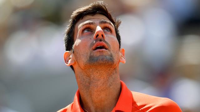 """Mouratoglou : """"Quand Djokovic joue des joueurs qu'il est censé battre, il passe souvent à côté"""""""